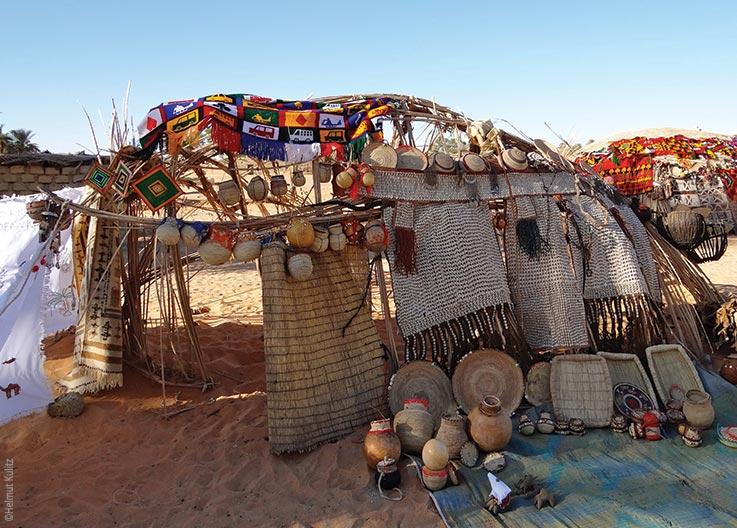 Die Seen von Ounianga, Kunsthandwerk, Explore Chad