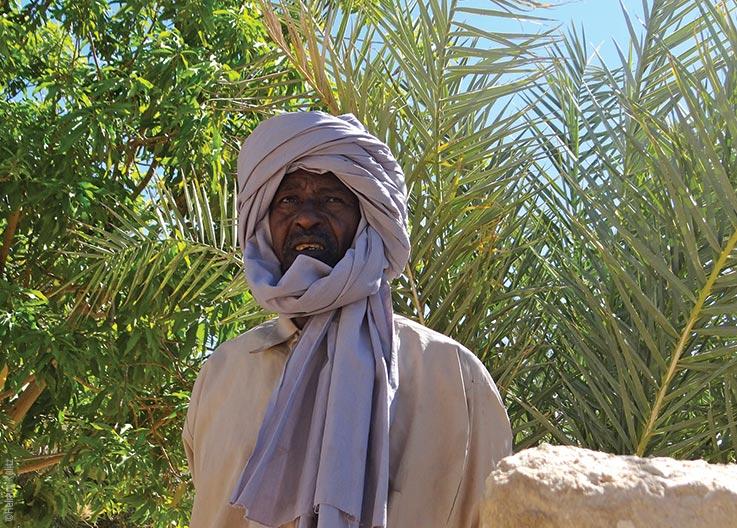 Die Seen von Ounianga, Oasenbewohner, Explore Chad
