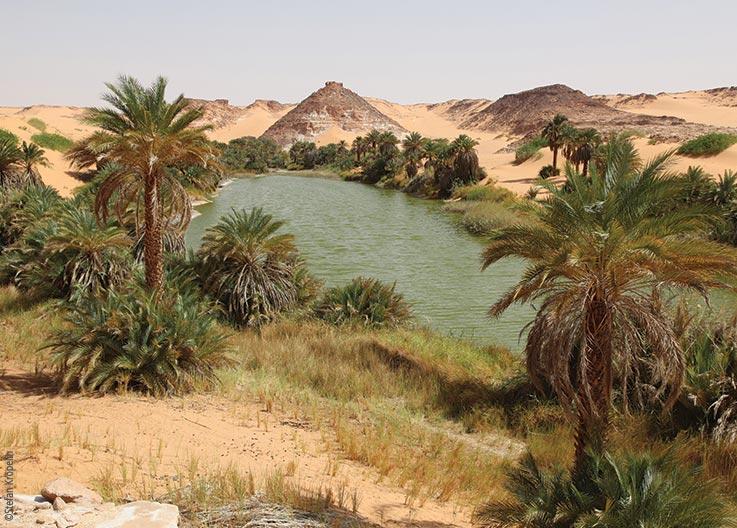 Die Seen von Ounianga, Explore Chad