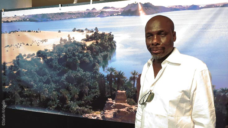 Expedition nach Ounianga, Dr. Baba Mallaye, Explore Chad