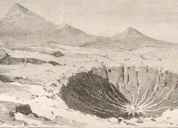Das Tibesti Gebirge, Gustav Nachtigal und das Trou au Natron, Explore Chad
